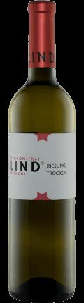 Riesling Mandelpfad 2019 / Weingut Ökonomierat Lind
