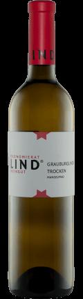 Grauburgunder trocken | Mandelpfad 2019 / Weingut Ökonomierat Lind