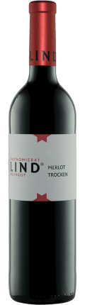 Merlot trocken | Mandelpfad 2020 / Weingut Ökonomierat Lind