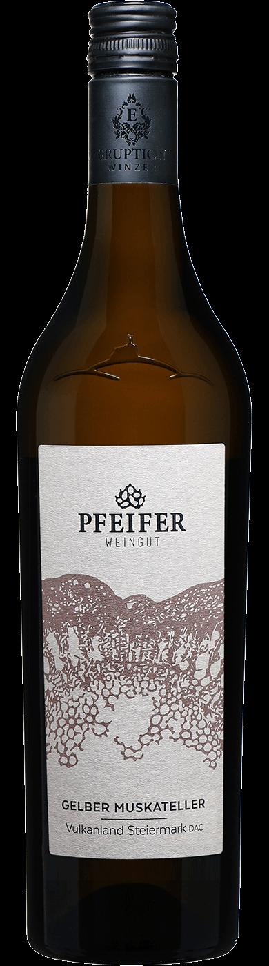 Gelber Muskateller Vulkanland Steiermark DAC 2020 / Weinhof Pfeifer