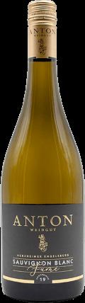 Sauvignon Blanc Fumé trocken vom Engelsberg 2019 / Weingut Anton