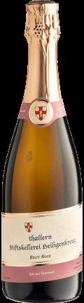 Sekt Brut Rosé Méthode Traditionnelle 2019 / Freigut Thallern