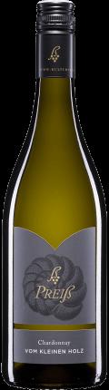 Chardonnay vom Holz 2010 / Weinkultur Preiß