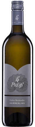 Gelber Muskateller Kammerling 2020 / Weinkultur Preiß
