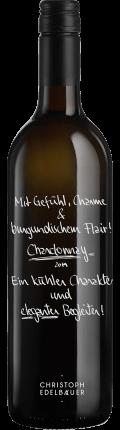 Chardonnay  2019 / Christoph Edelbauer
