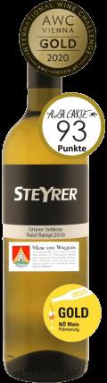 Grüner Veltliner Traisental DAC Ried Rampl 2019 / Weingut Steyrer