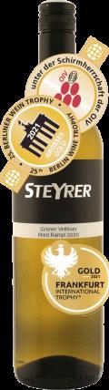 Grüner Veltliner Traisental DAC Ried Rampl 2020 / Weingut Steyrer