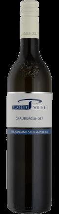 Grauburgunder  Vulkanland STMK DAC 2018 / Platzer
