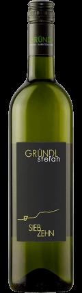 Chardonnay SIEBZEHN 2019 / Gründl Stefan