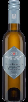 Muskateller Blankenhornsberger Auslese 2015 / Staatsweingut Freiburg