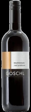 Blaufränkisch Ried Prädium 2019 / Göschl Reinhard u. Edith