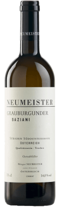 Grauburgunder Saziani Grosse STK Lage 2017 / Neumeister