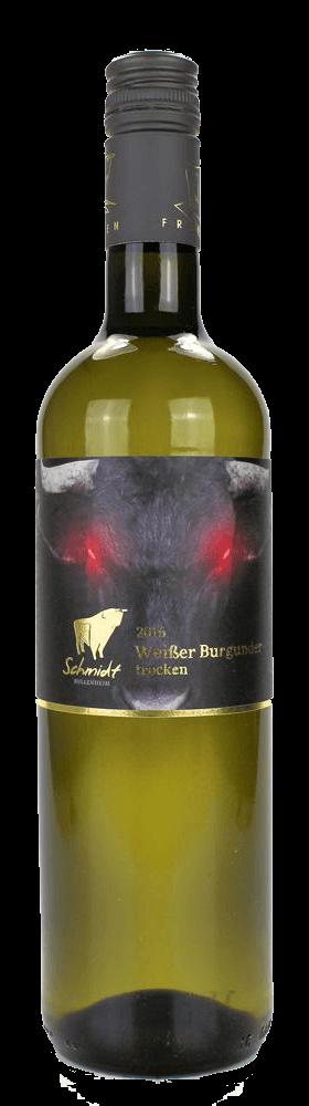 Weißburgunder trocken 2016 / Weingut Schmidt Bullenheim