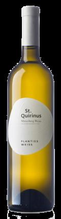Cuvee Planties Weiss IGT 2017 / St. Quirinus