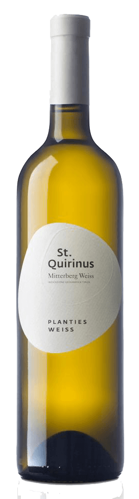 Cuvee Planties Weiss IGT 2018 / St. Quirinus
