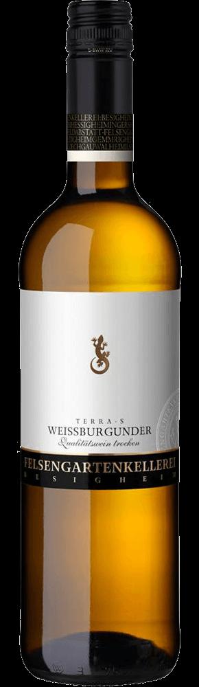 Weißburgunder TERRA S Weißburgunder QbA trocken 2019 / Felsengartenkellerei Besigheim