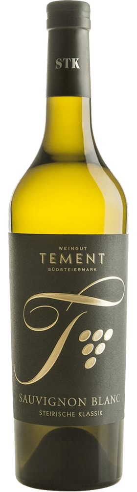 Sauvignon Blanc Kalk & Kreide Südsteiermark DAC 2019 / Tement