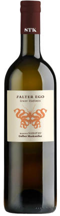 Gelber Muskateller Falter Ego Graz 2018 / Sabathi Hannes