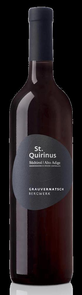 Vernatsch Grauvernatsch Bergwerk Südtiroler DOC 2017 / St. Quirinus