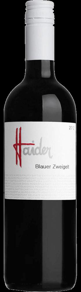 Zweigelt  2017 / Haider Theresa und Gerhard