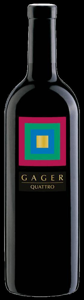 Cuvee Quattro 2016 / Gager