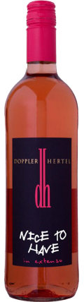 Cuvee NICE TO HAVE Rosé QbA feinherb 2018 / Doppler-Hertel