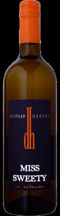 Cuvee MISS SWEETY Weißwein QbA fruchtsüß 2019 / Doppler-Hertel