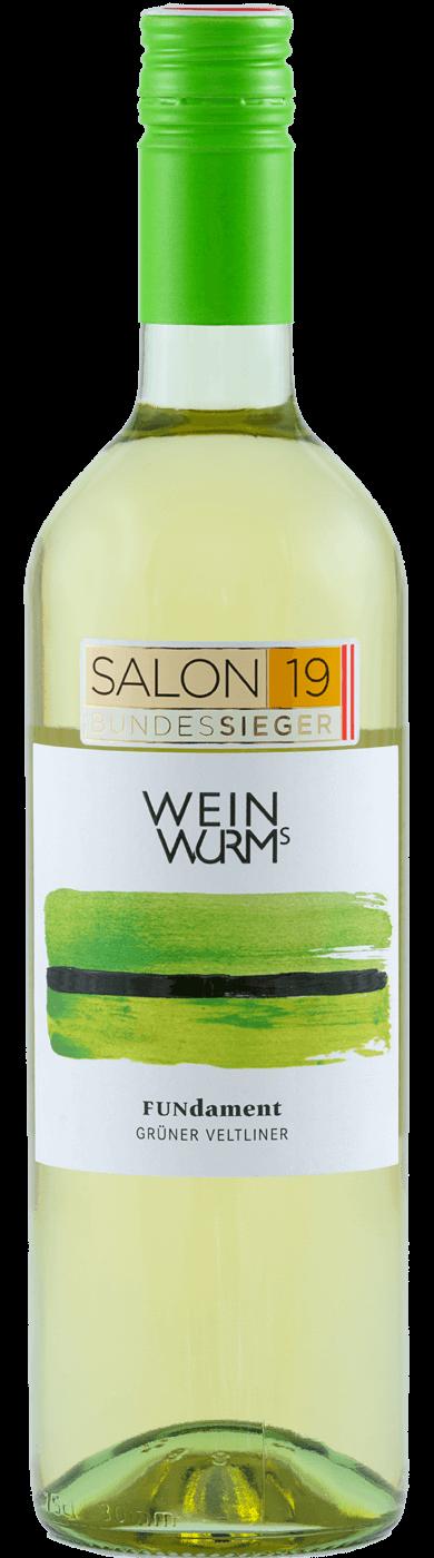 Grüner Veltliner FUNdament 2019 / WEINWURM