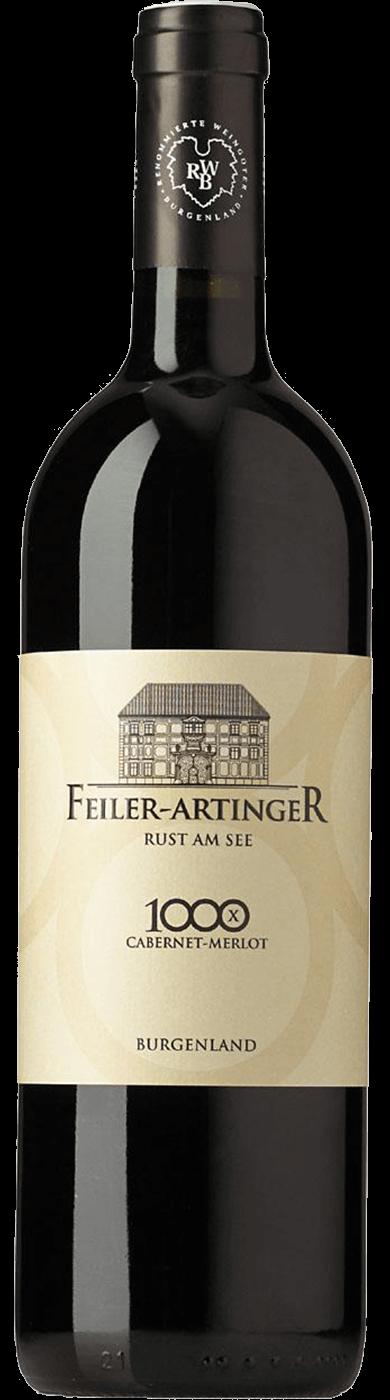Cuvee Cabernet-Franc 1000X 2015 / Feiler Artinger