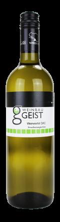 Grüner Veltliner Weinviertel DAC Bruckweingarten 2017 / Geist