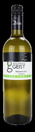 Grüner Veltliner Weinviertel DAC Haselparz 2017 / Geist