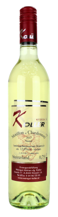 Cuvee Morillon - Chardonnay 2017 / Koller