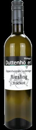Riesling Oppenheimer Sackträger 2016 / Duttenhöfer