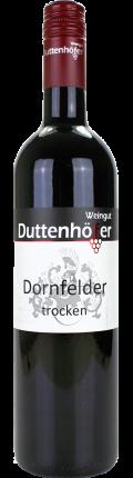 Dornfelder  2016 / Duttenhöfer
