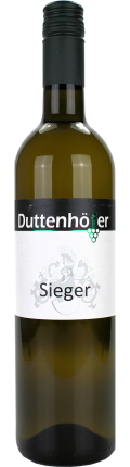 Cuvee Siegerrebe 2017 / Duttenhöfer
