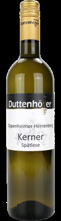 Kerner Spätlese 2017 / Duttenhöfer
