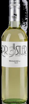 Grüner Veltliner Weinviertel DAC 2017 / Pröstler