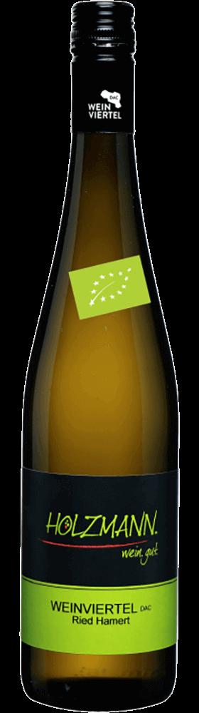 Grüner Veltliner Weinviertel DAC Ried Hamert BIO 2019 / Holzmann Weingut