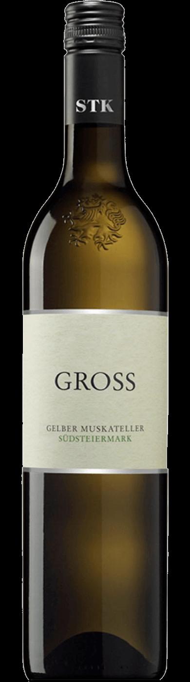 Gelber Muskateller Südsteiermark DAC 2018 / Gross