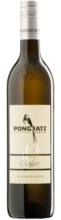 Weißburgunder Klassik 2018 / Pongratz Markus