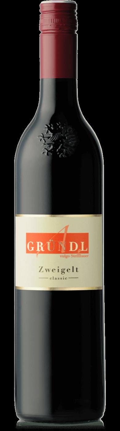 Blauer Zweigelt Classic 2018 / Gründl