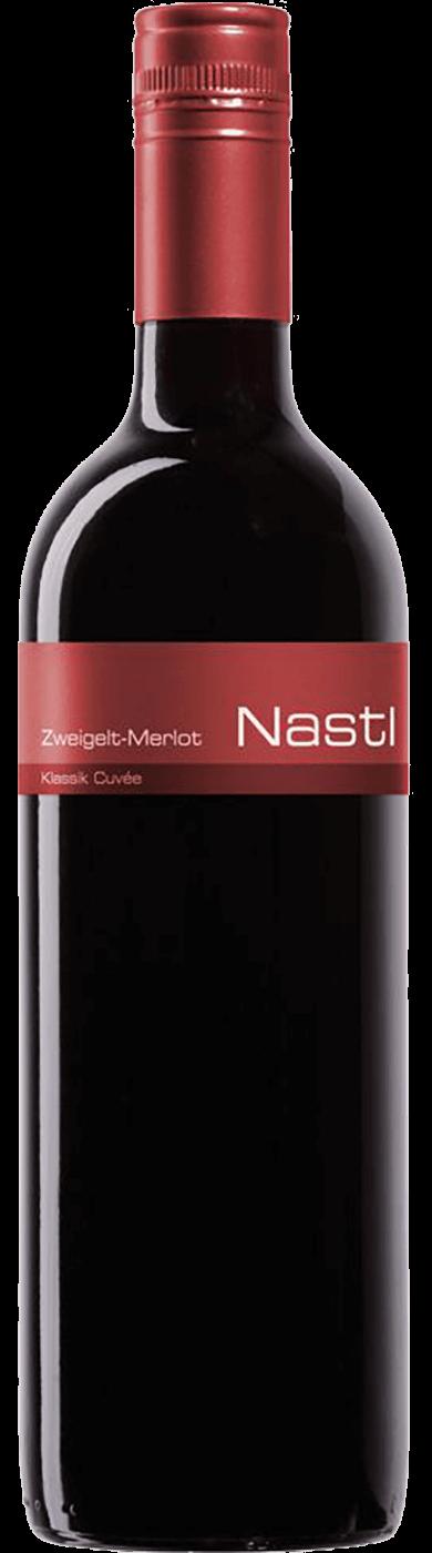 Cuvee Zweigelt - Merlot 2019 / Nastl