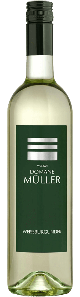 Weißburgunder Südsteiermark DAC 2019 / Domäne Müller