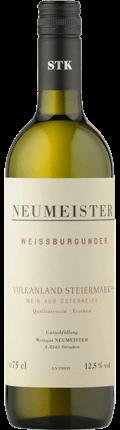 Weißburgunder Straden Vulkanland DAC  2019 / Neumeister