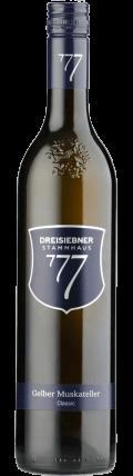 Gelber Muskateller Südsteiermark DAC  2019 / Dreisiebner