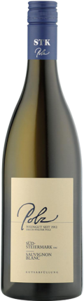 Sauvignon Blanc Südsteiermark DAC 2018 / Polz Erich & Walter