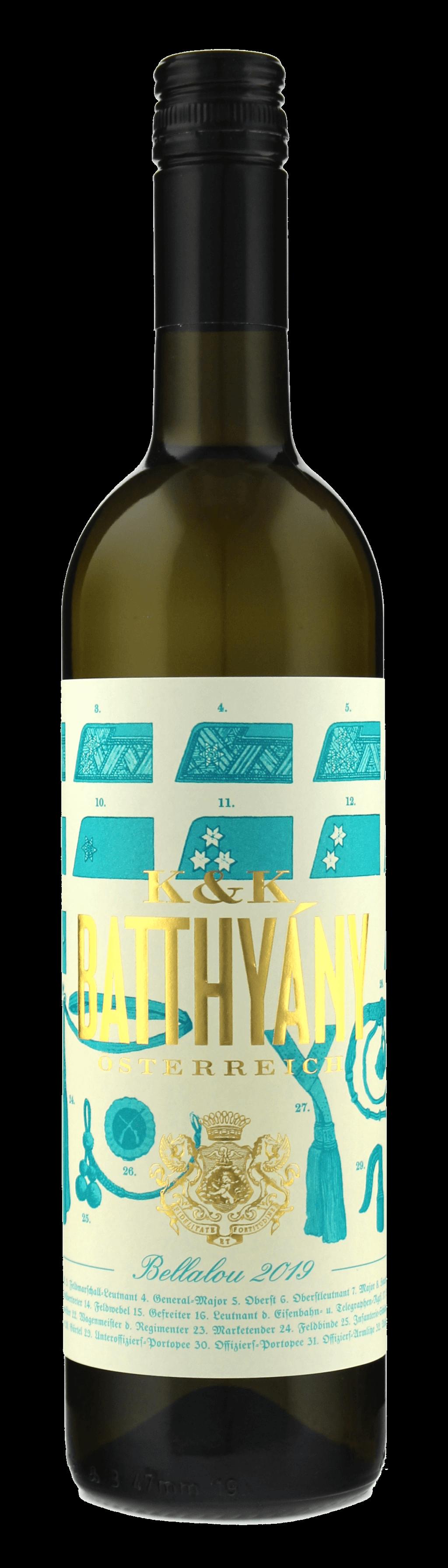 Cuvee Bellalou 2019 / Batthyány