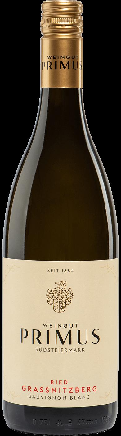 Sauvignon Blanc -RIED GRASSNITZBERG 2018 / Primus