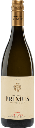 Sauvignon Blanc -RIED  ZIEREGG 2017 / Primus