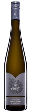 Grüner Veltliner Kammerling Traisental DAC  2019 / Weinkultur Preiß